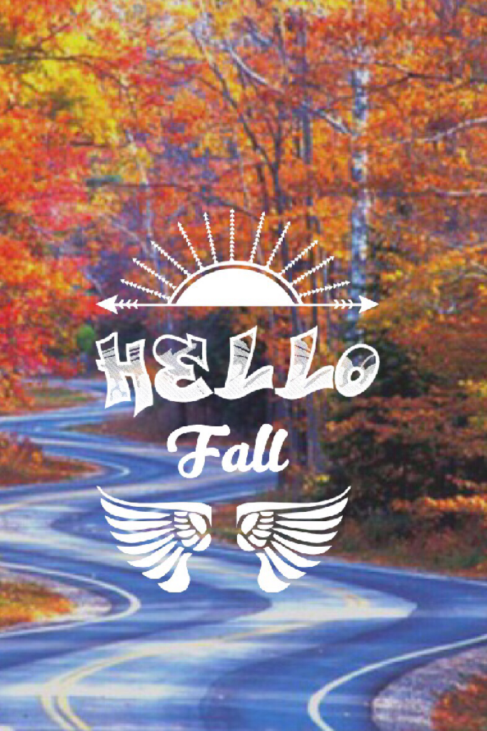 Fall is finally here