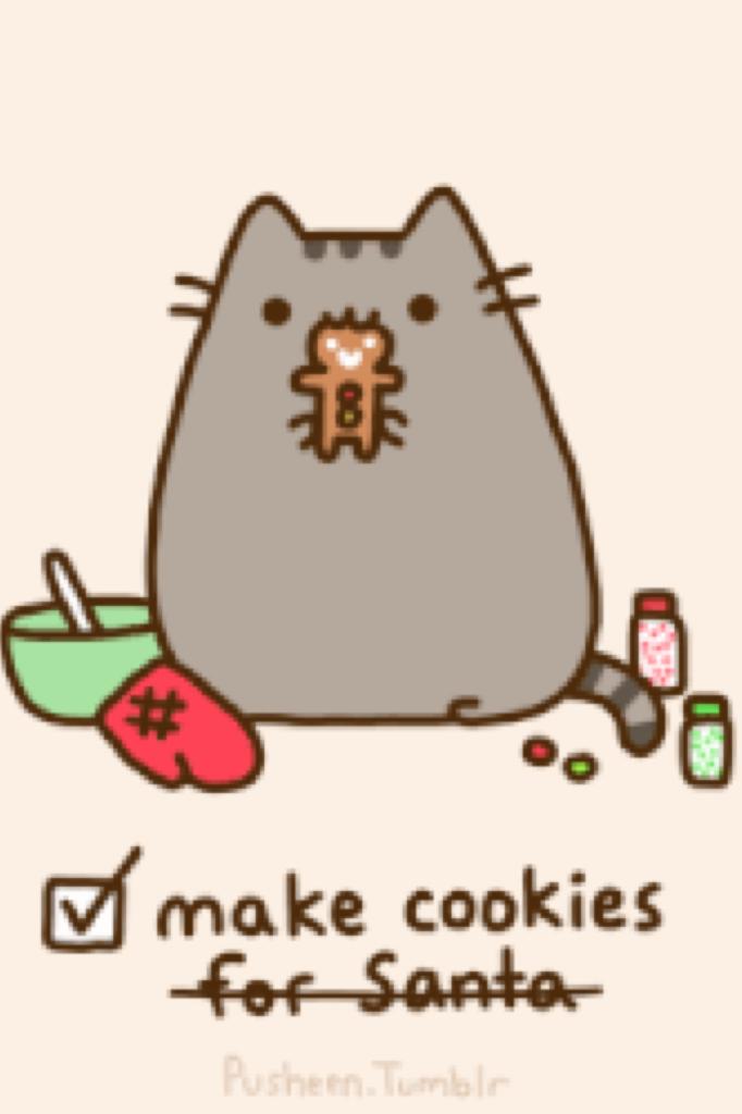 Make cookies ---------