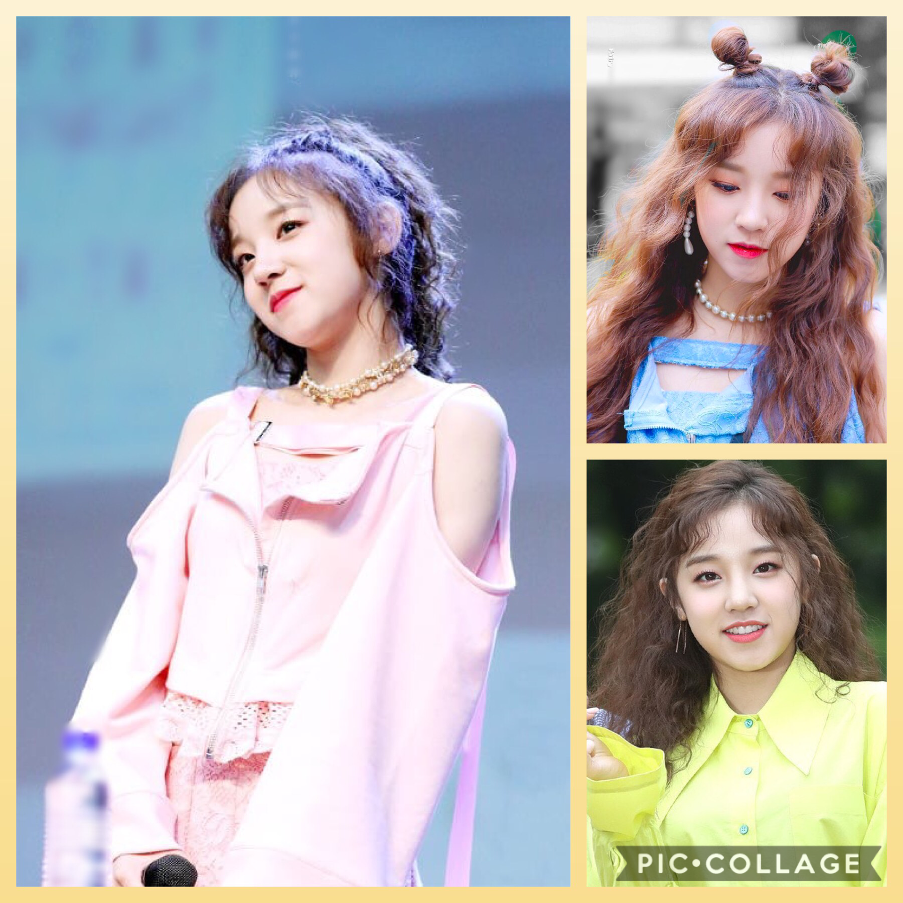 Yuqi is my bias from (g) Idle
