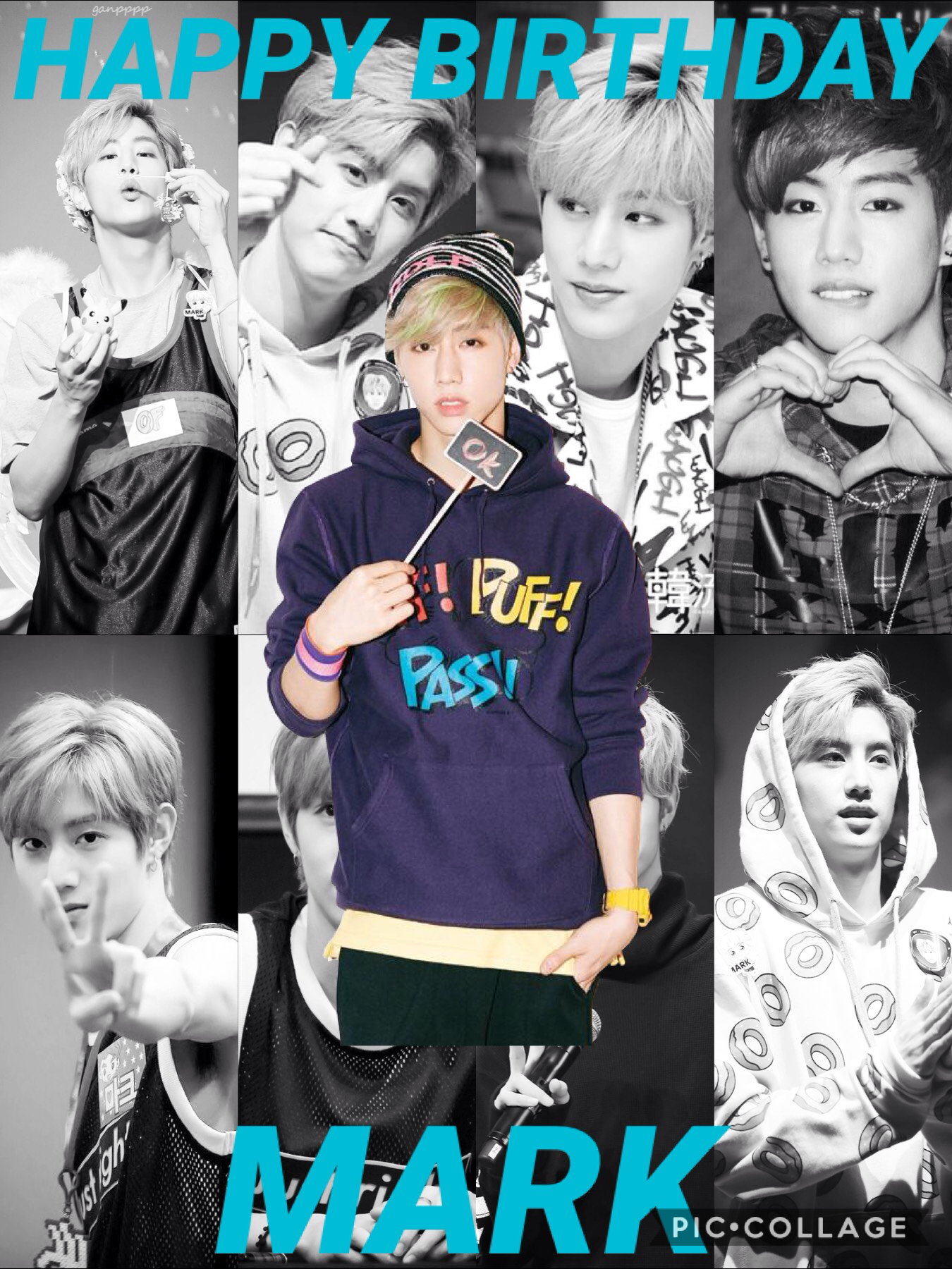 🎉🎉🎉HAPPY BIRTHDAY TO THIS HANDSOME BEAUTIFUL ADORABLE QUIET SWEET LOVABLE HUMAN NAMED MARK🎉🎉🎉!!!!!!! Mark is my bias from Got7. If had to to choose an ultimate bias it would be Mark or Namjoon, I love them both soooo much!!!