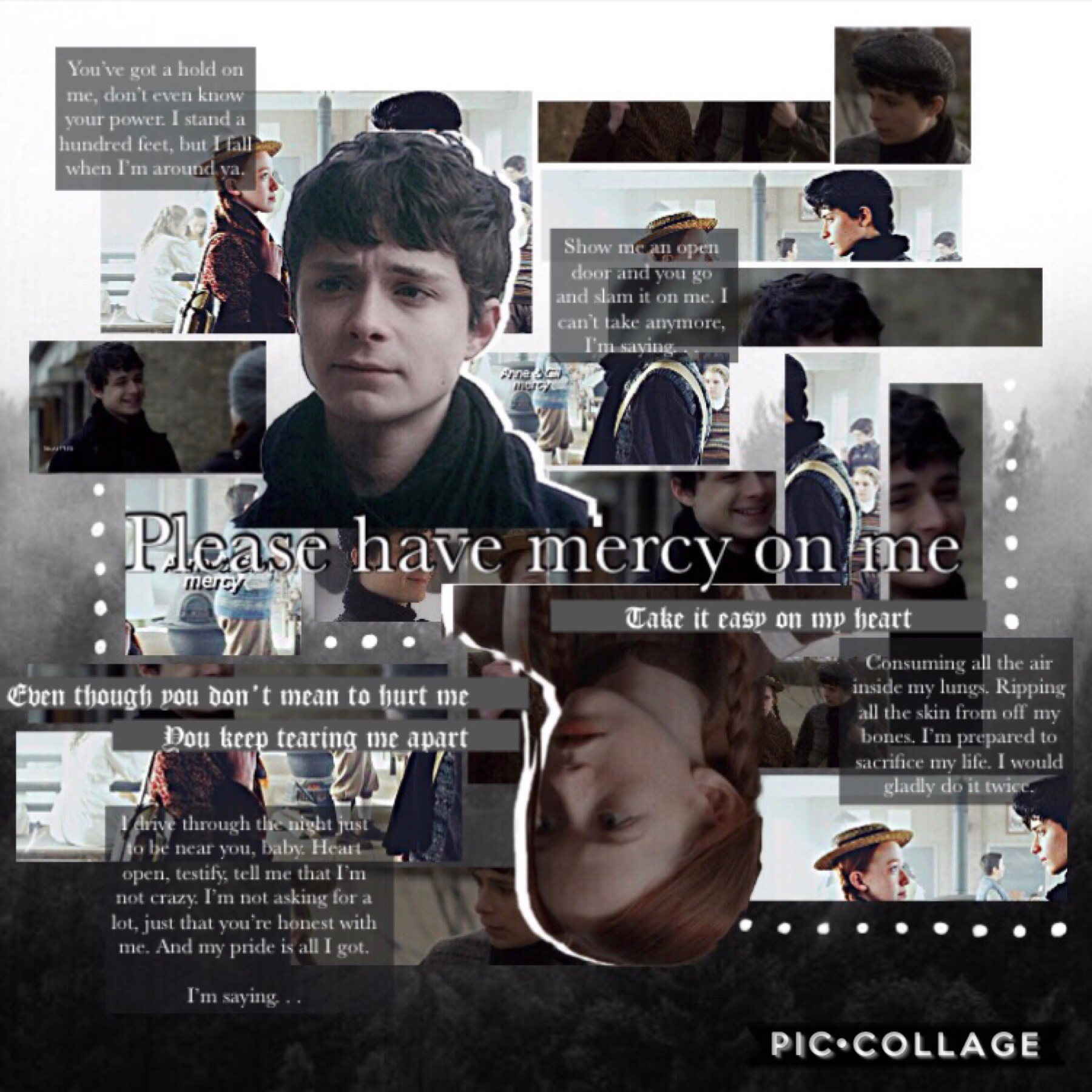 • T A P •  im currently obsessed with this show  season 3 should be coming out this summer  i ship gilbert and anne so much