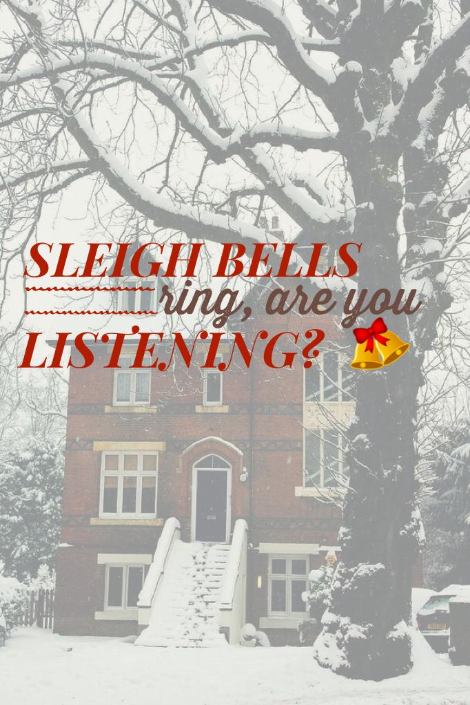 🔔Jingle Bells, Jingle All The Way🔔