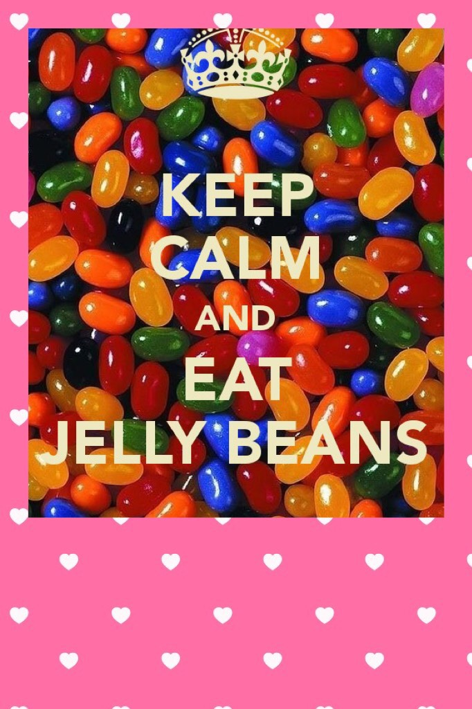 National Jelly Bean day is April 22