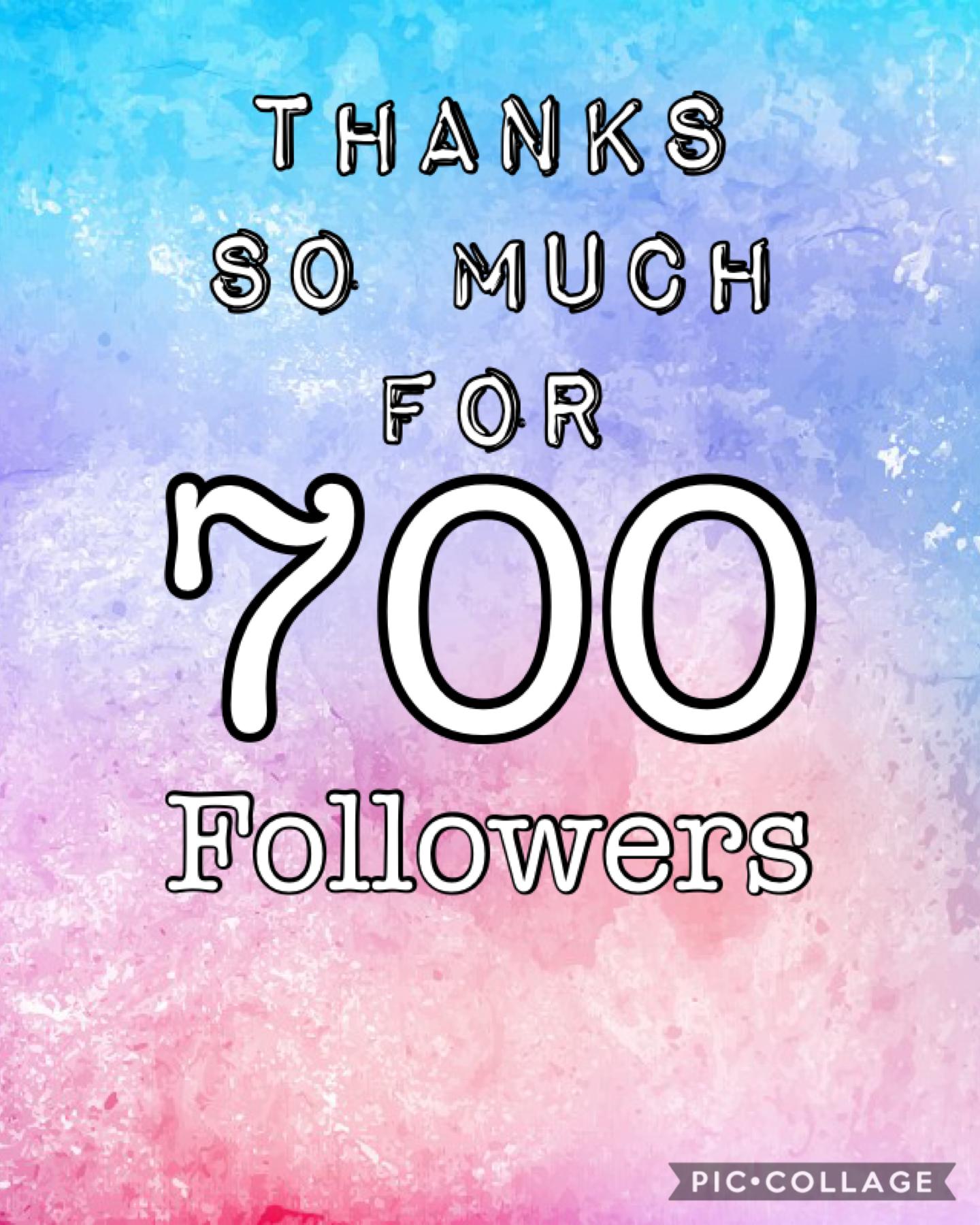 700!!!
