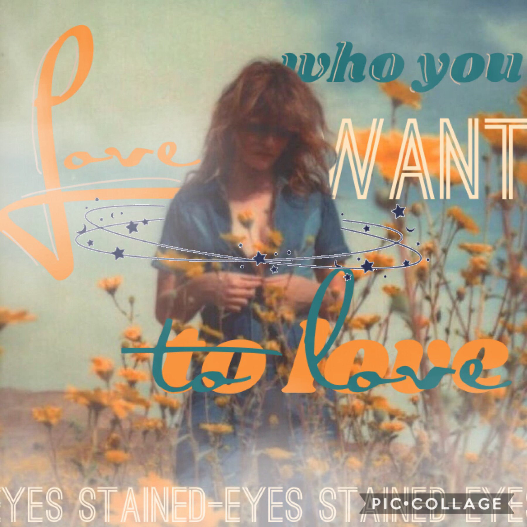Tap! I like this I need his face in my life like yesterday, just a couple more days I miss her like I'd miss my left hand Everyone is so loud 🧡💙🧡 7/15/19