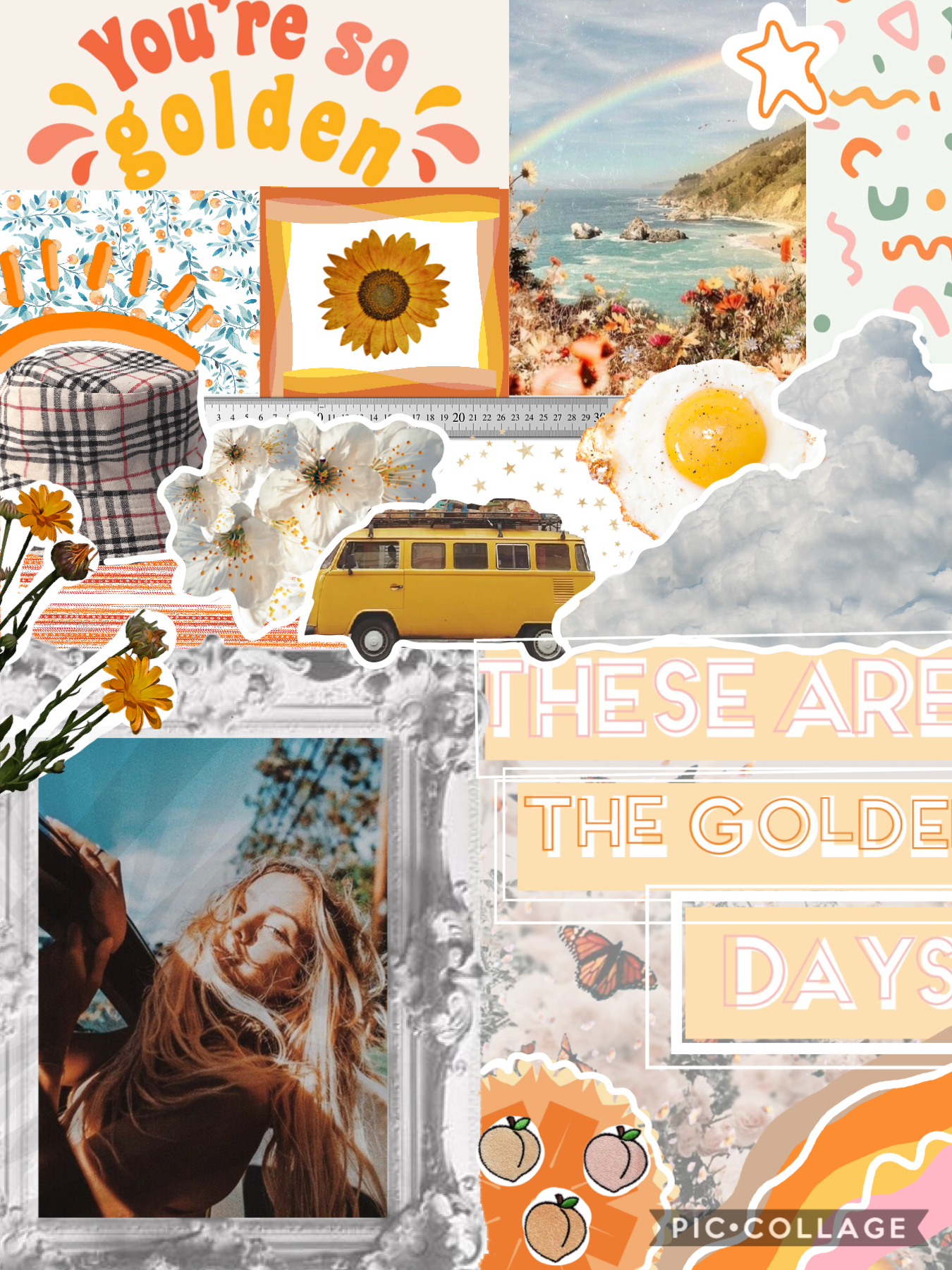 🍌tap me 🍌 Thankyou so much PicCollage for my 7th feature on the spring contest!! I entered an old collage that I posted on my acount a little while ago. Anyways hope you like this collage, I quite like how it turned out!☺️💕