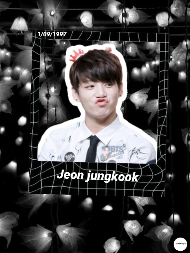 Jeon jungkookie❤️❤️❤️❤️❤️