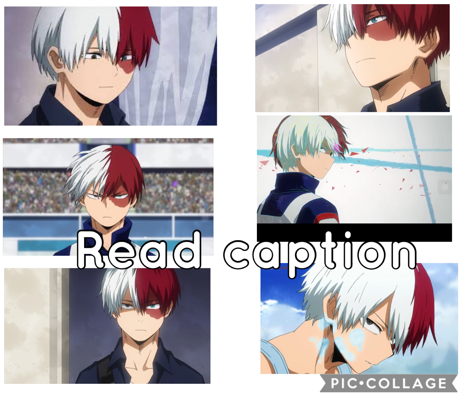 Tap I'm gonna be drawing Todoroki alot in my free time Pls number which ones I shud draw in remixes Thx! ^^