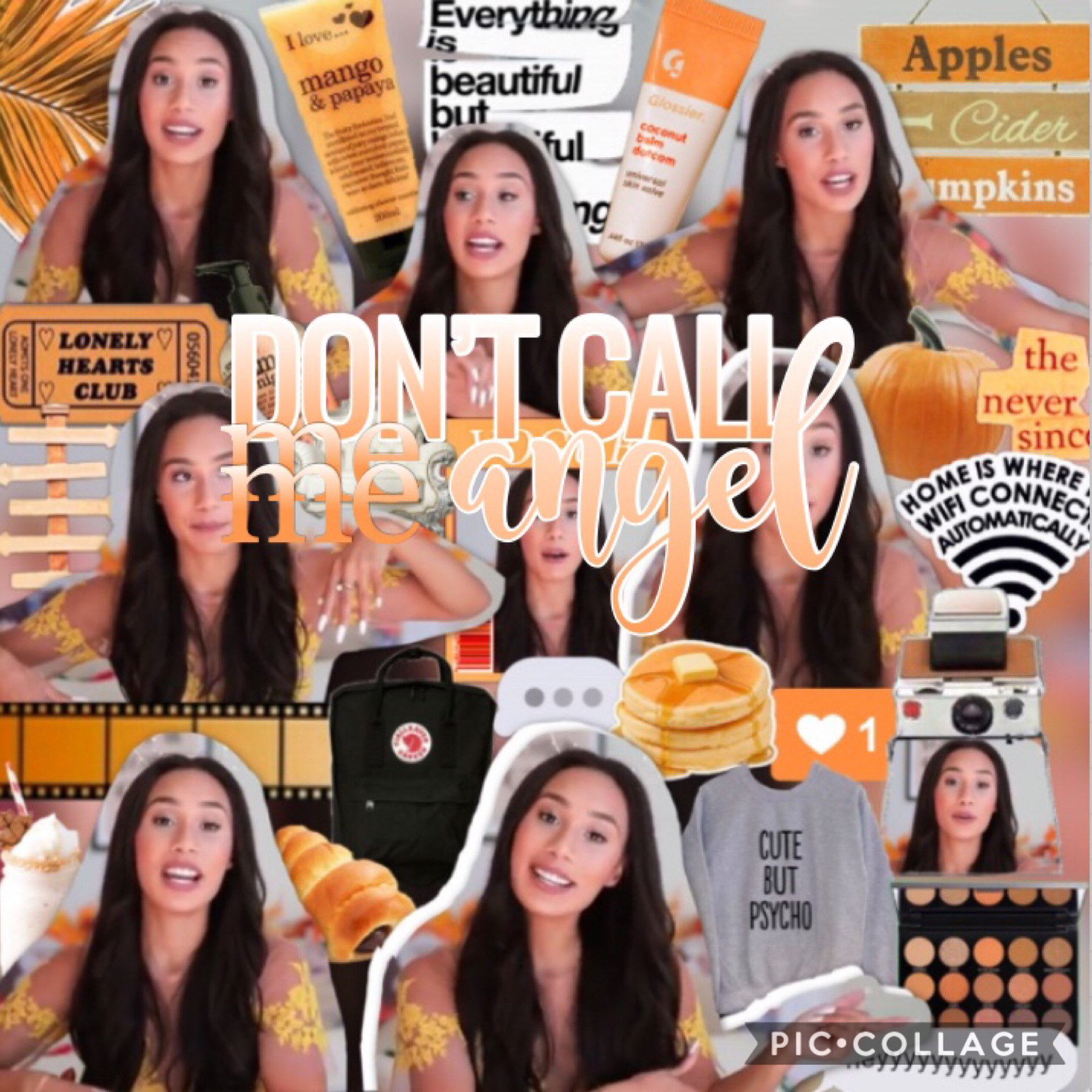 I really wanted to post this which is part of the reason I switched to my fall theme 🧡🍁🍂🎃🥧☕️