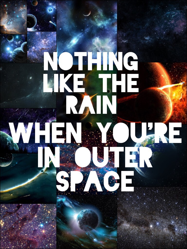 Outer space by 5 Seconds of Summer