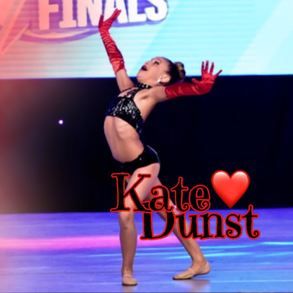 Click Kate Dunst is a mini at OCPAA She is competing age eight this season Pic is from her solo hot note