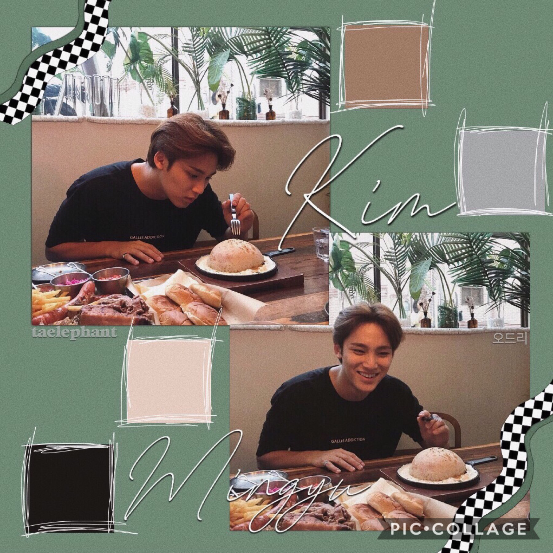 ♡ ♡ ♡ hi sisters! this edit was inspired by the very talented itsdrea_ if you don't think mingyu is pretty then you are blind sorry I don't make the rules