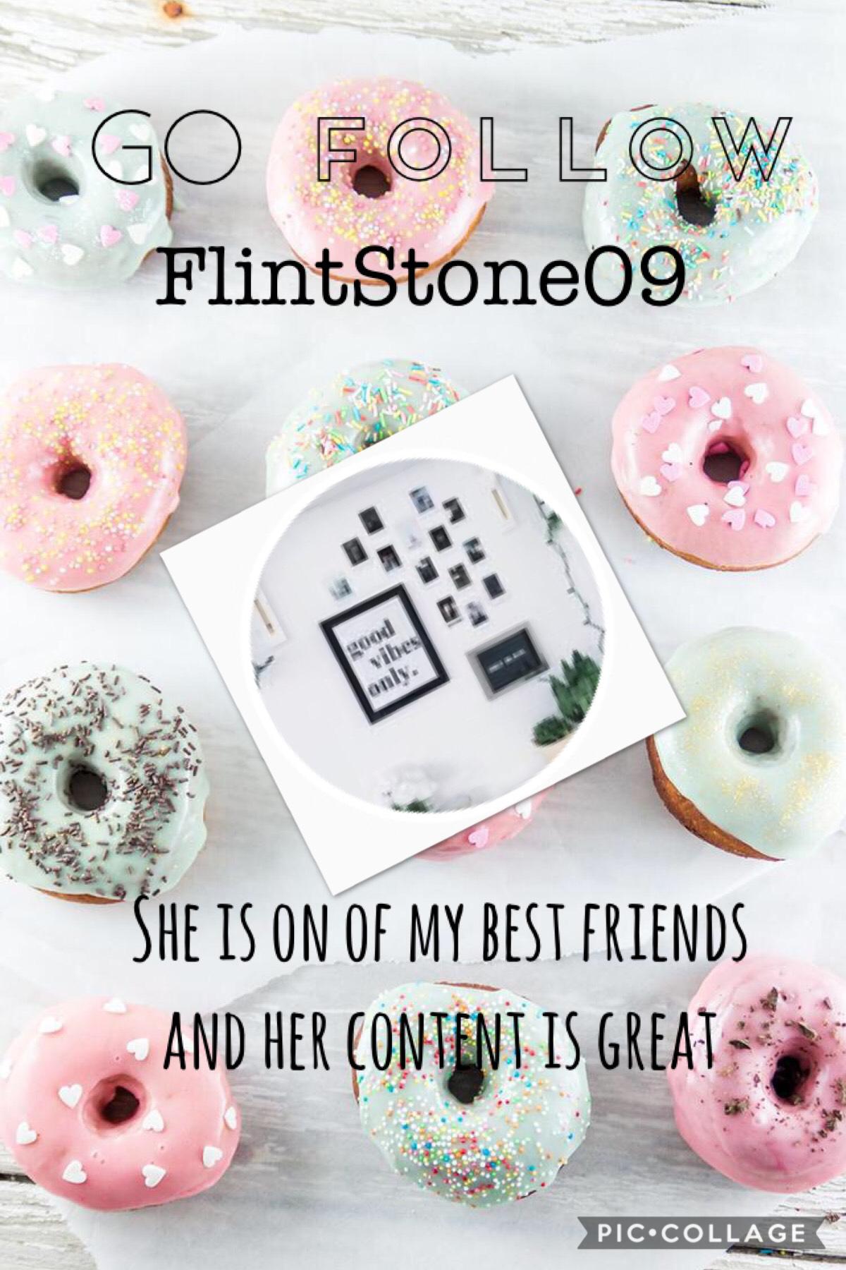 Go follow FlintStone09