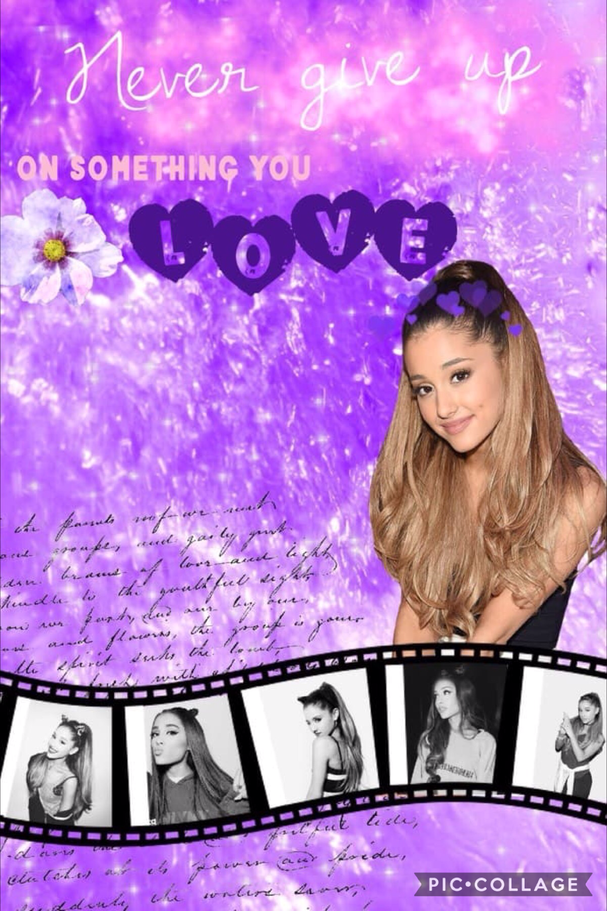 Collab with... DANCEMOMSBAES! She is an amazing person so make sure to go follow her rn!