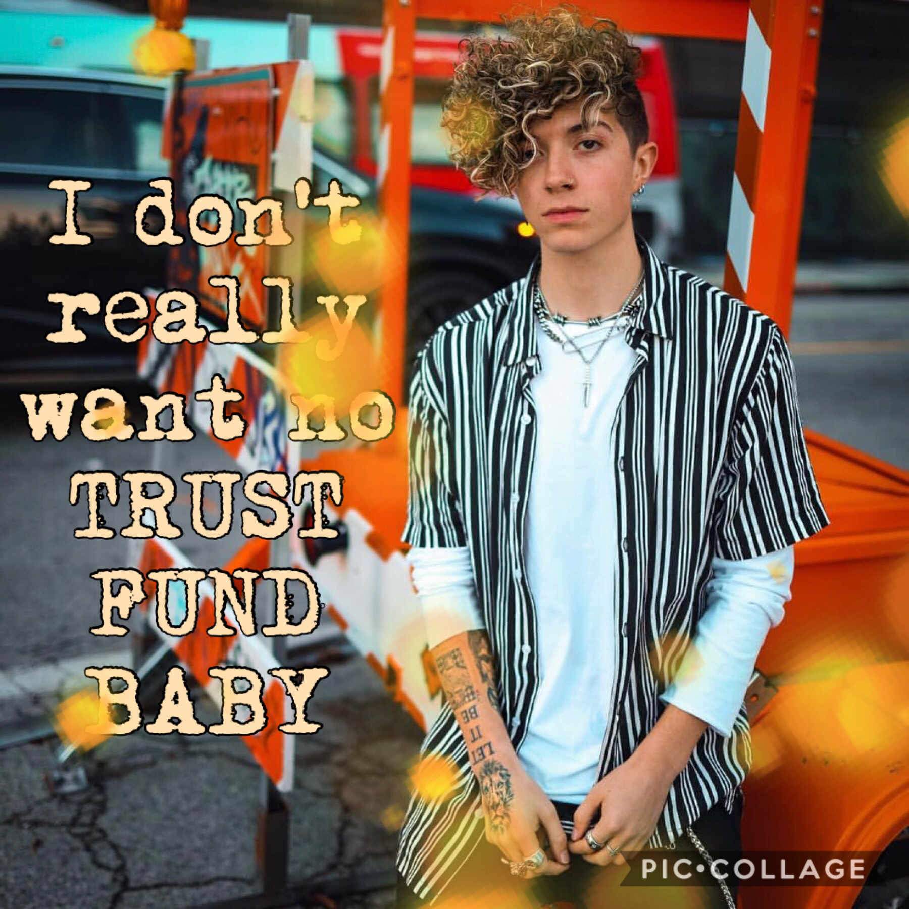 Trust fund baby by why don't we
