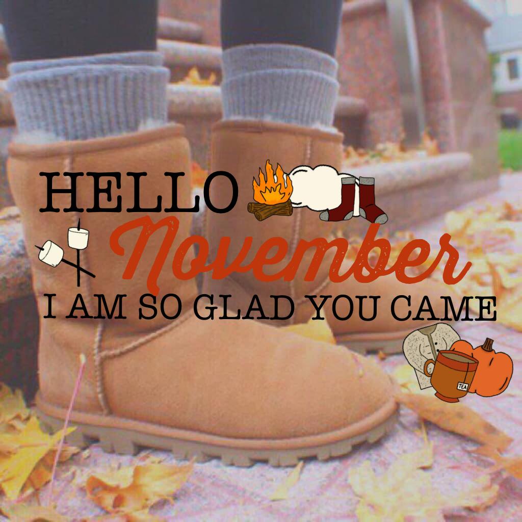 November ✨