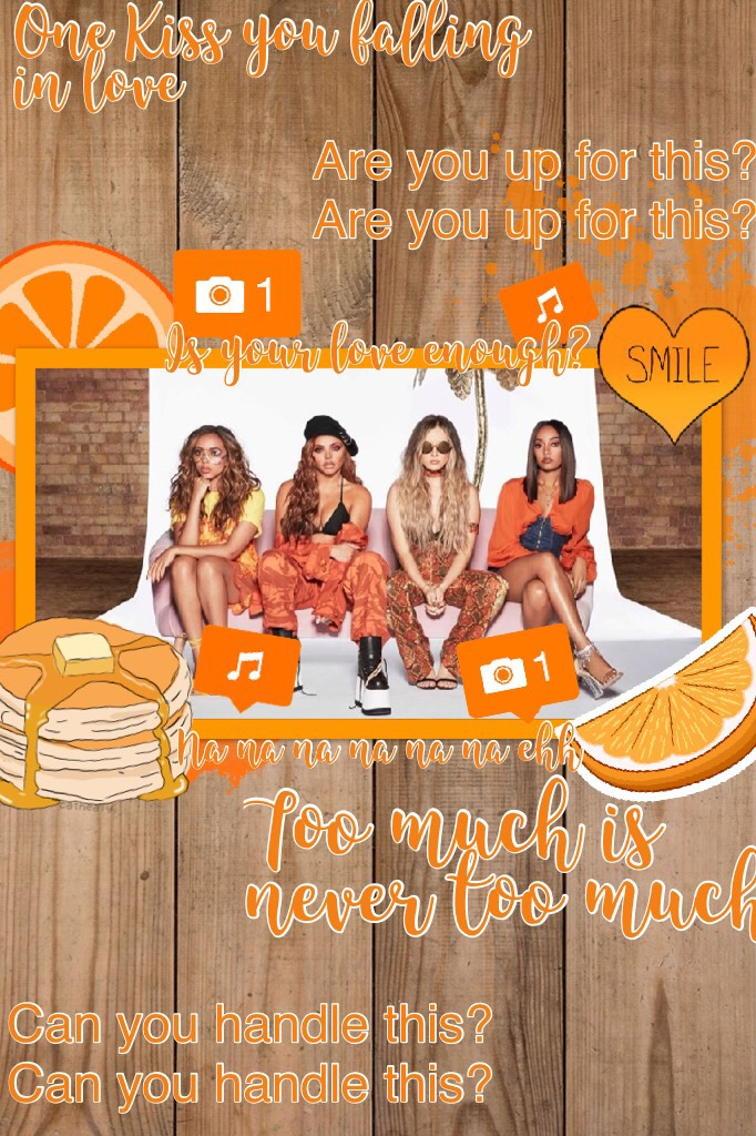 🍊Tap 🍊   🎶Song: Is Your Love Enough?🎶 🎶By: Little Mix🎶  🍊Orange Little Mix Edit🍊 🍊Really Like this Style Too!!!🍊 🍊Request sheet will be out when I have more styles🍊  🎶Please Give FeedBack on this Style🎶  🍊Thanks!🍊