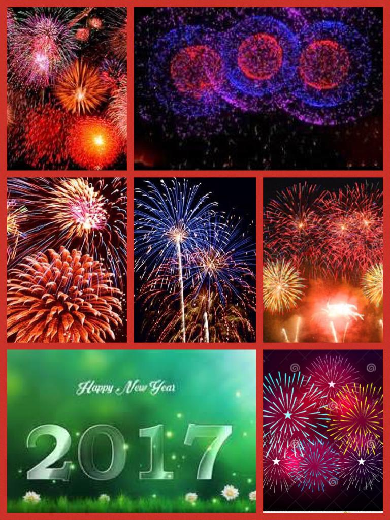Happy new year have a wonderful year of 2️⃣0️⃣1️⃣7️⃣😃😃!!!