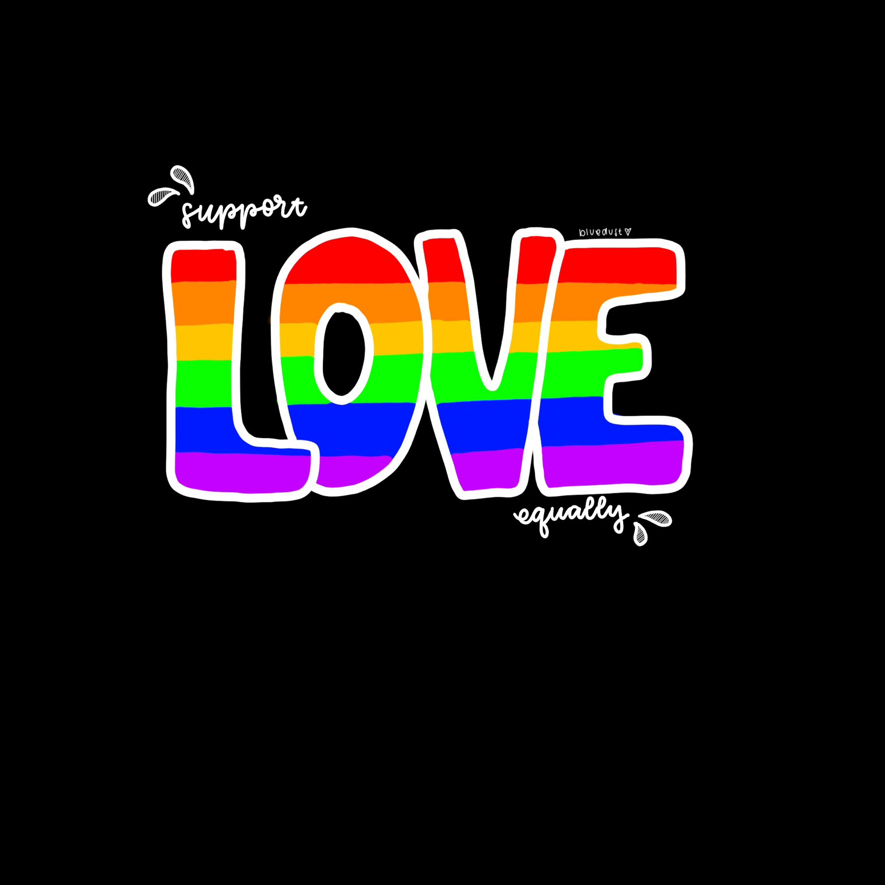"""""""tap""""  june 21, 2020  happy pride month !! i love all of y'all equally and i hope you are all doing wonderful and are staying safe and healthy :)"""