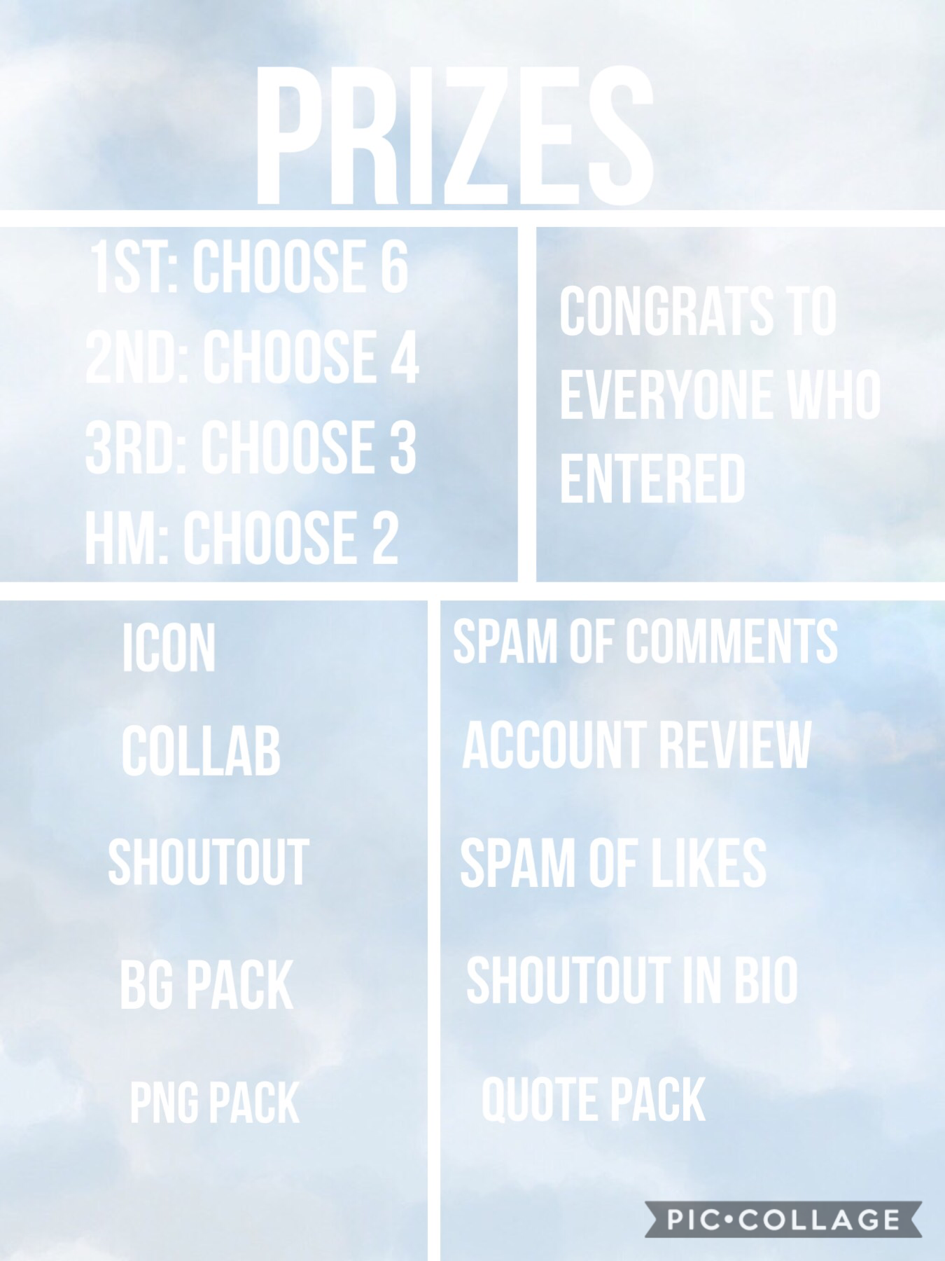 Remix me your choices! Sorry I've been so inactive, I'm just so busy with homework and school.