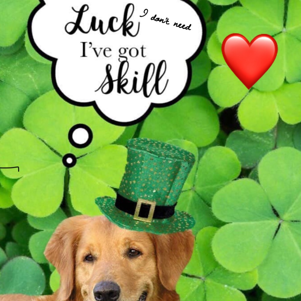 Comment #luckday if you are feeling lucky.