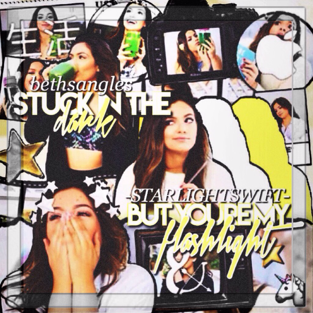 Collab with the talented -STARLIGHTSWIFT- 😘💟 goal: 70 likes? \\ so close to 200 followers! 🙈❤️
