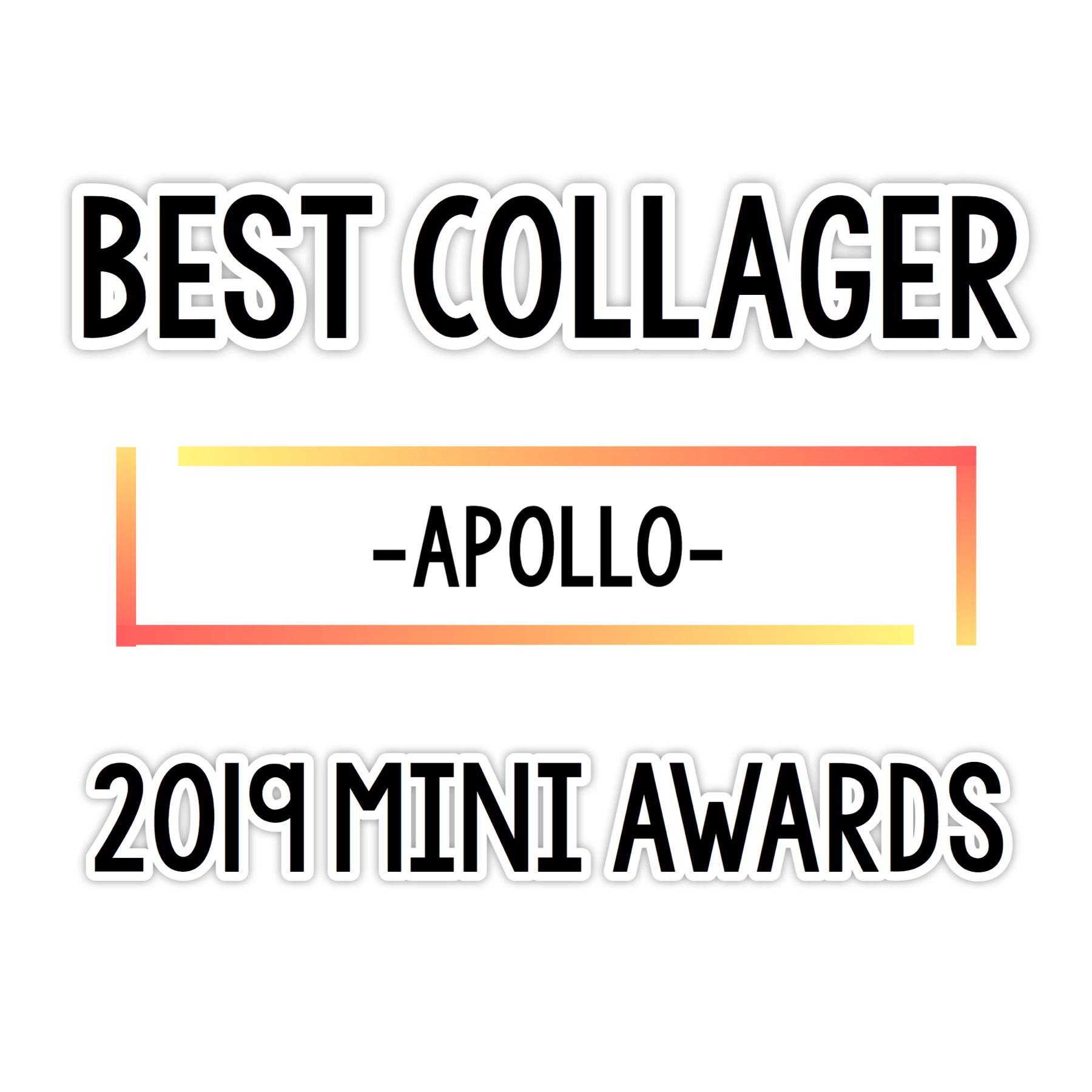 Congratulations -apollo- !