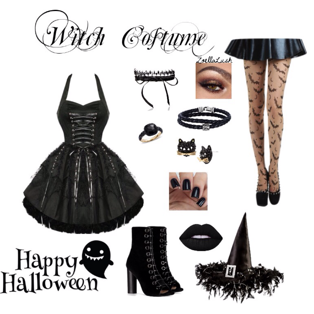 Day One~ Witch Costume! 🔮🎃🍂