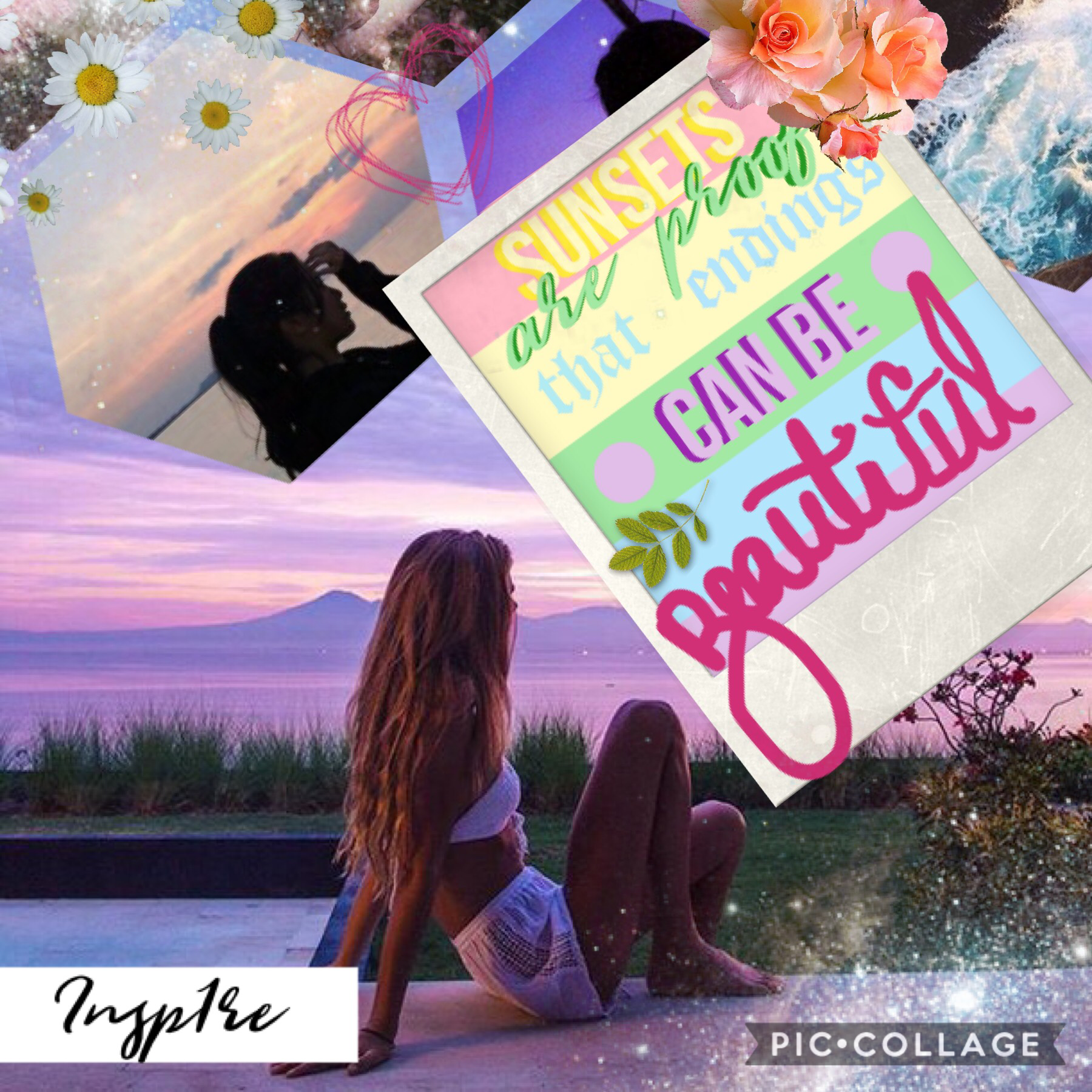 1st collage! Tap! Hello guys! Do you like it?? Plz rate 1-10 thx❤️