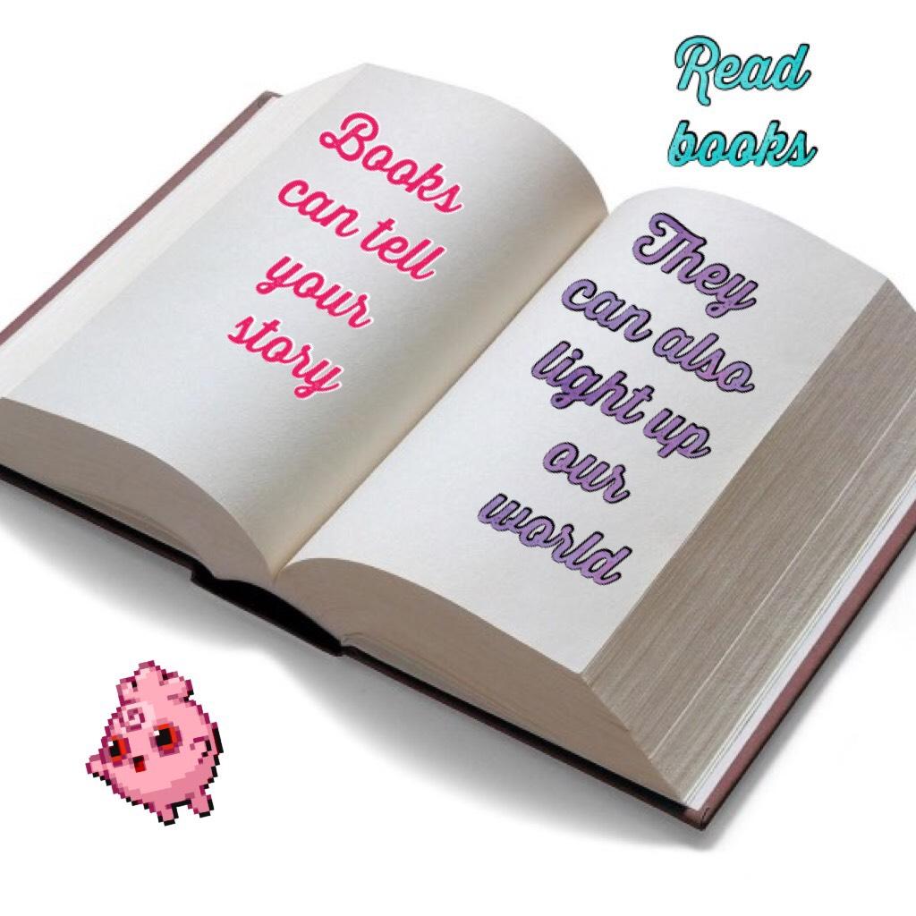 Read books 📚