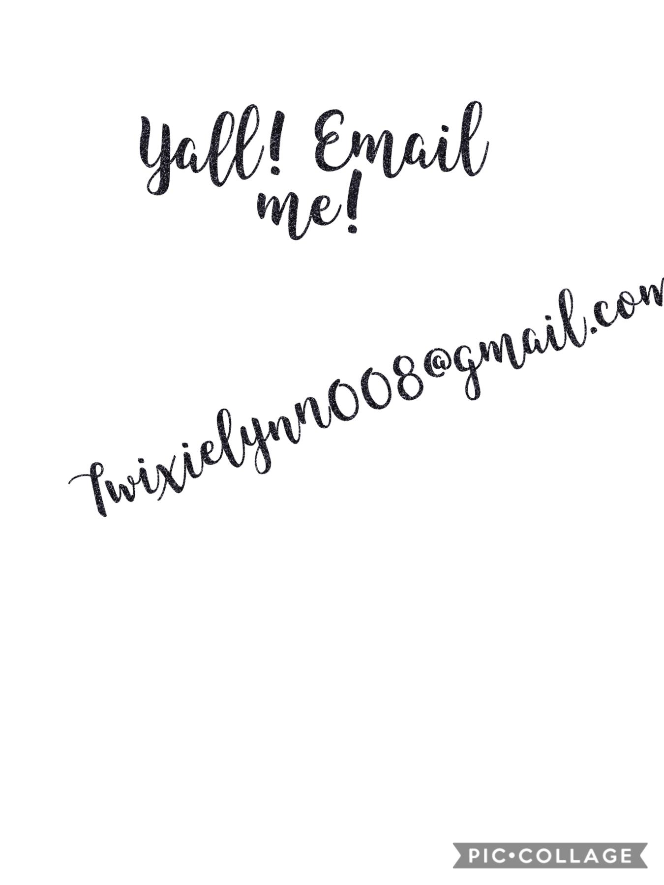 #emailme!