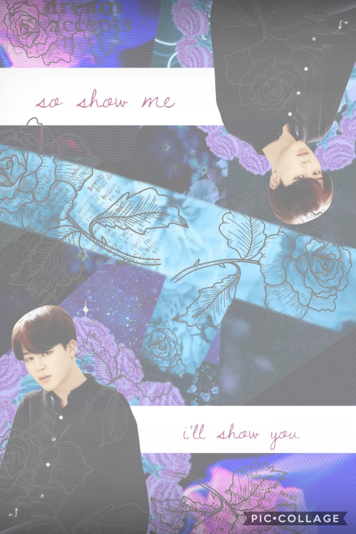 I'm not sure how I feel about this...What do u guys think? I tried the quote cuz Magic Shop got me screaming but....