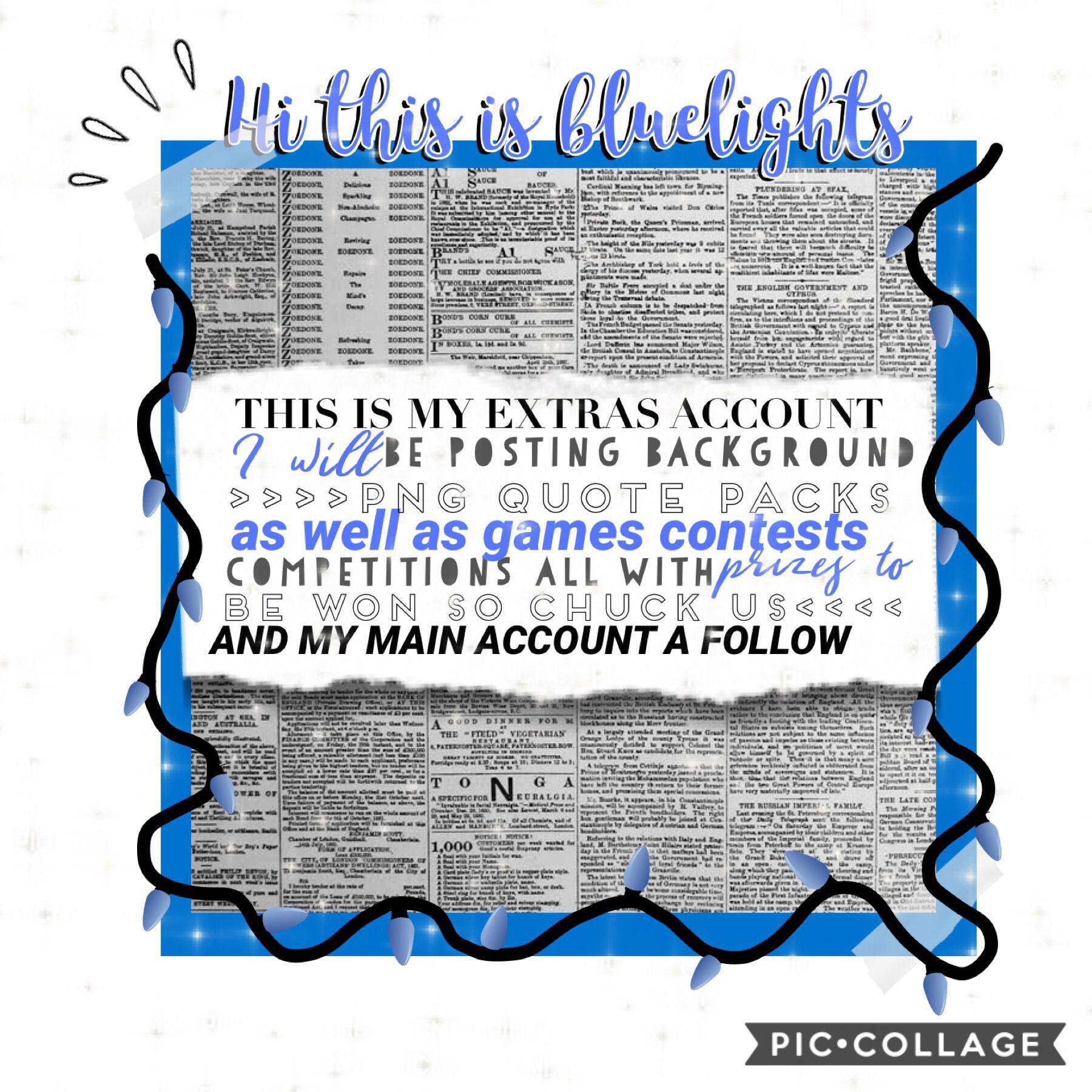 Welcome I'll be posting game soon