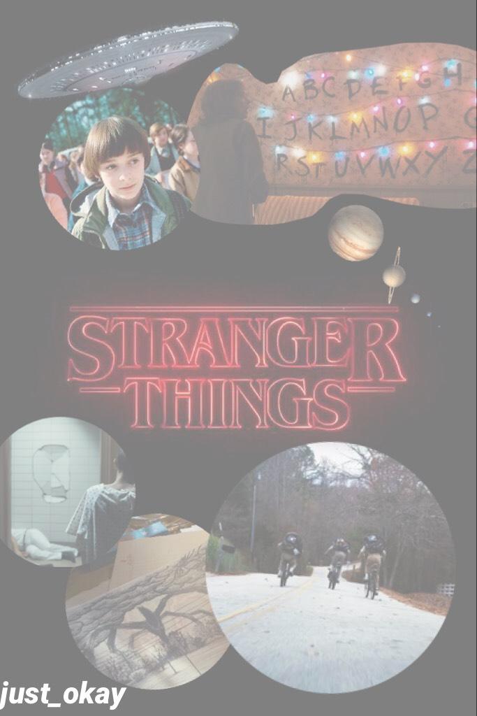 stranger things🌹