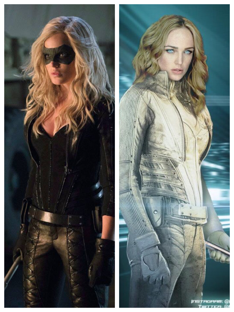 Comment if you like Sara lance as the black canary or white canary . ATM I like her as black canary cos I'm still not finished with arrow yet 😂💕