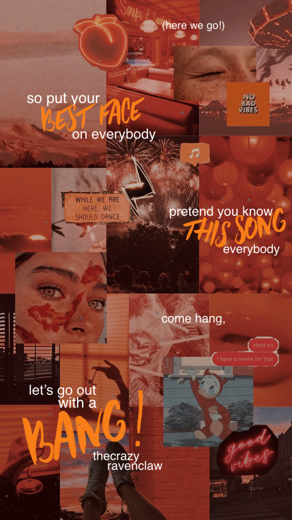 bang! // ajr this song is a BOP guys i'm obsessed with it it's just so😤😤👌 this collage didn't really turn out the way i wanted it to but it's cool i'm still pretty happy w it🤷♀️ comments!