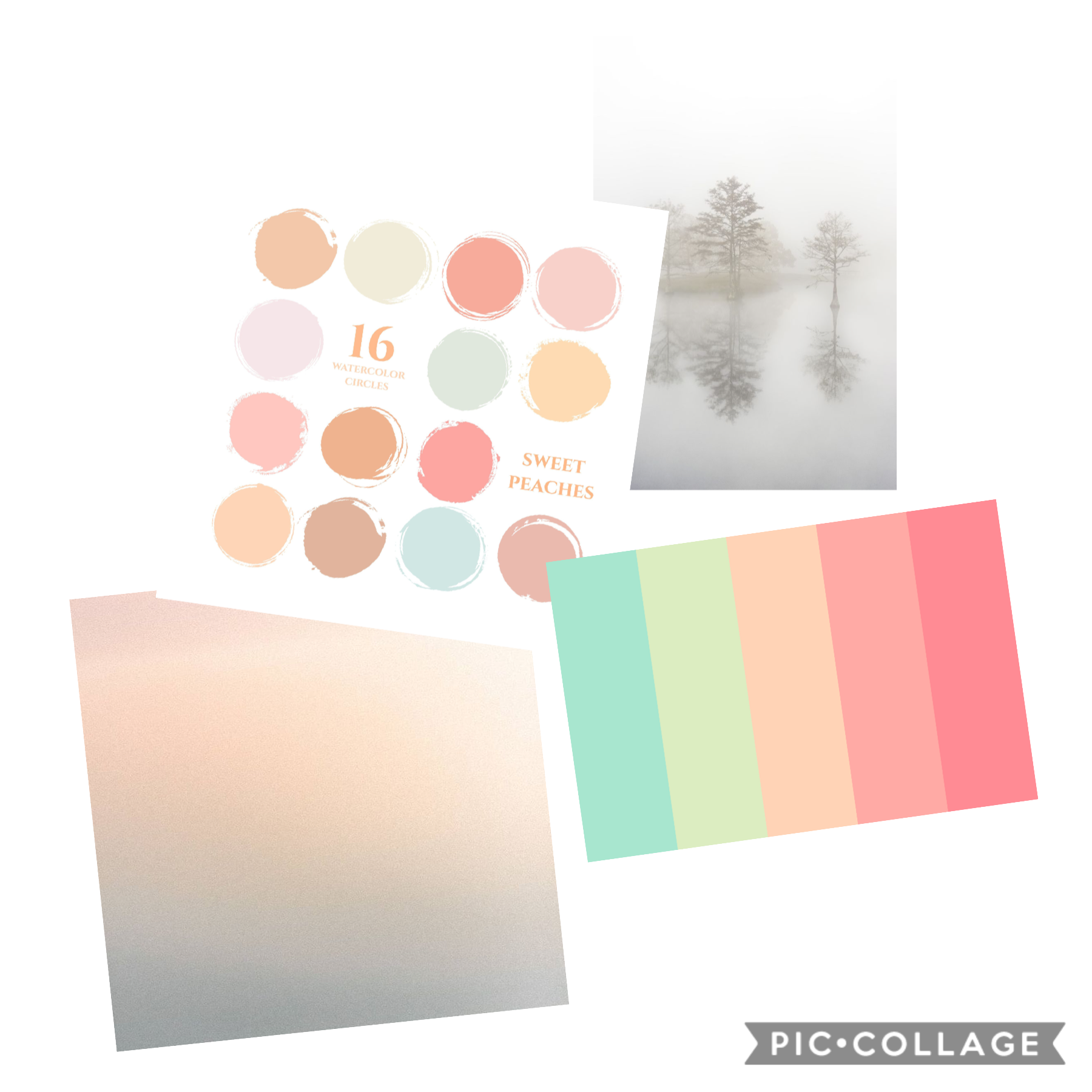 This week is a pastel color palette. Comment down below a color theme for next week, and my posts will be working those colors for that week! Thank you!