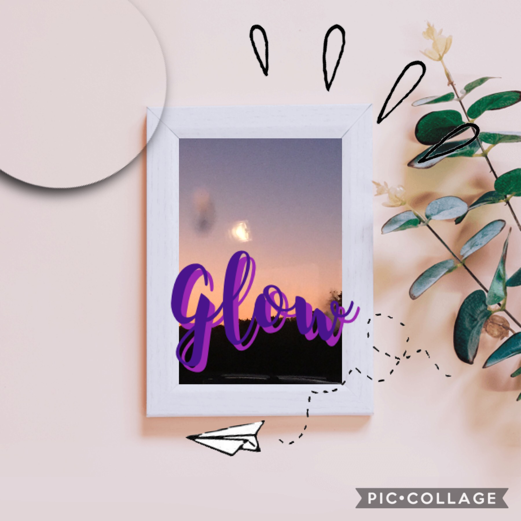 Took the sunrise background      YOU TAPPED  Tap again for magic Tap Tap  Tappp