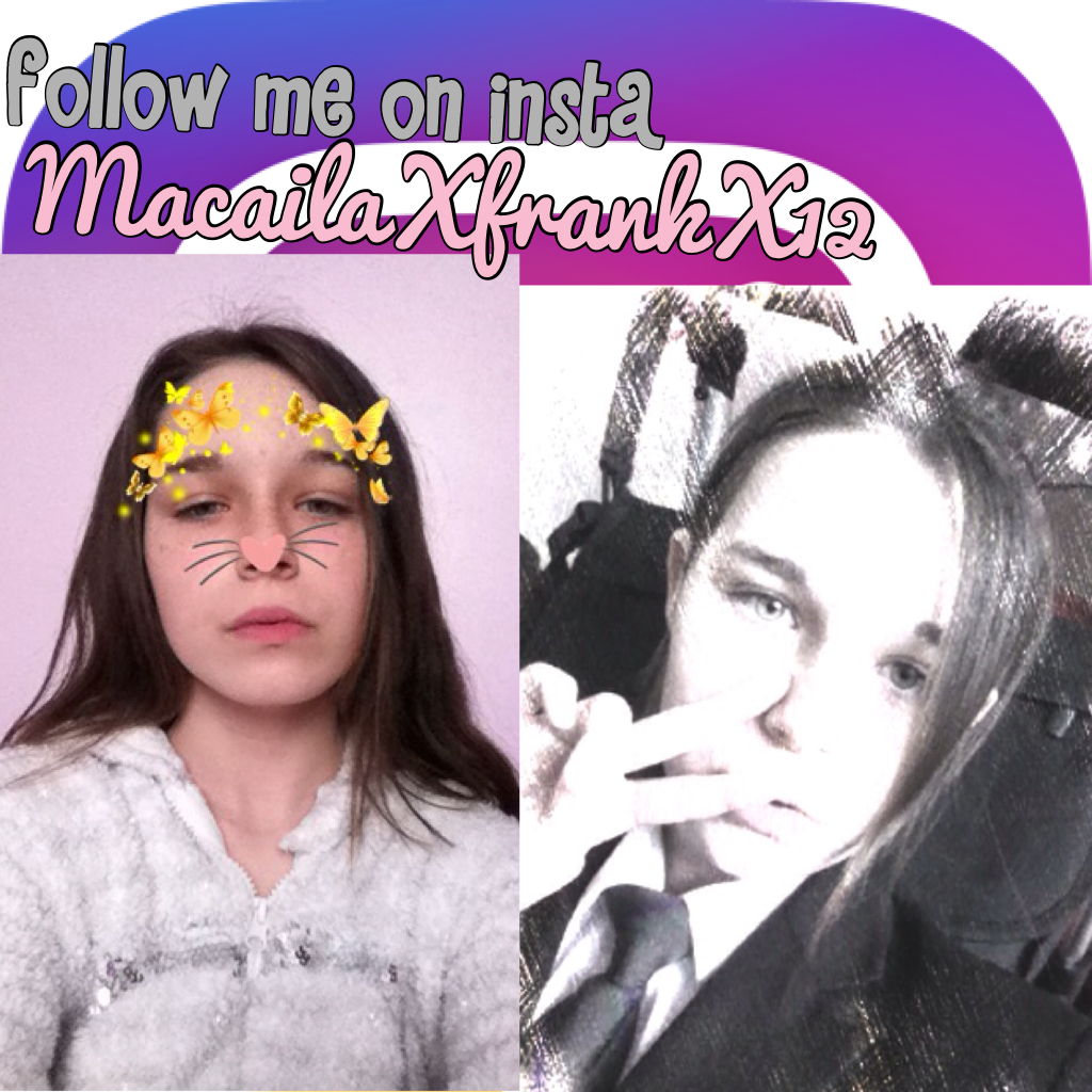 follow me xx (acctually pic from my account)