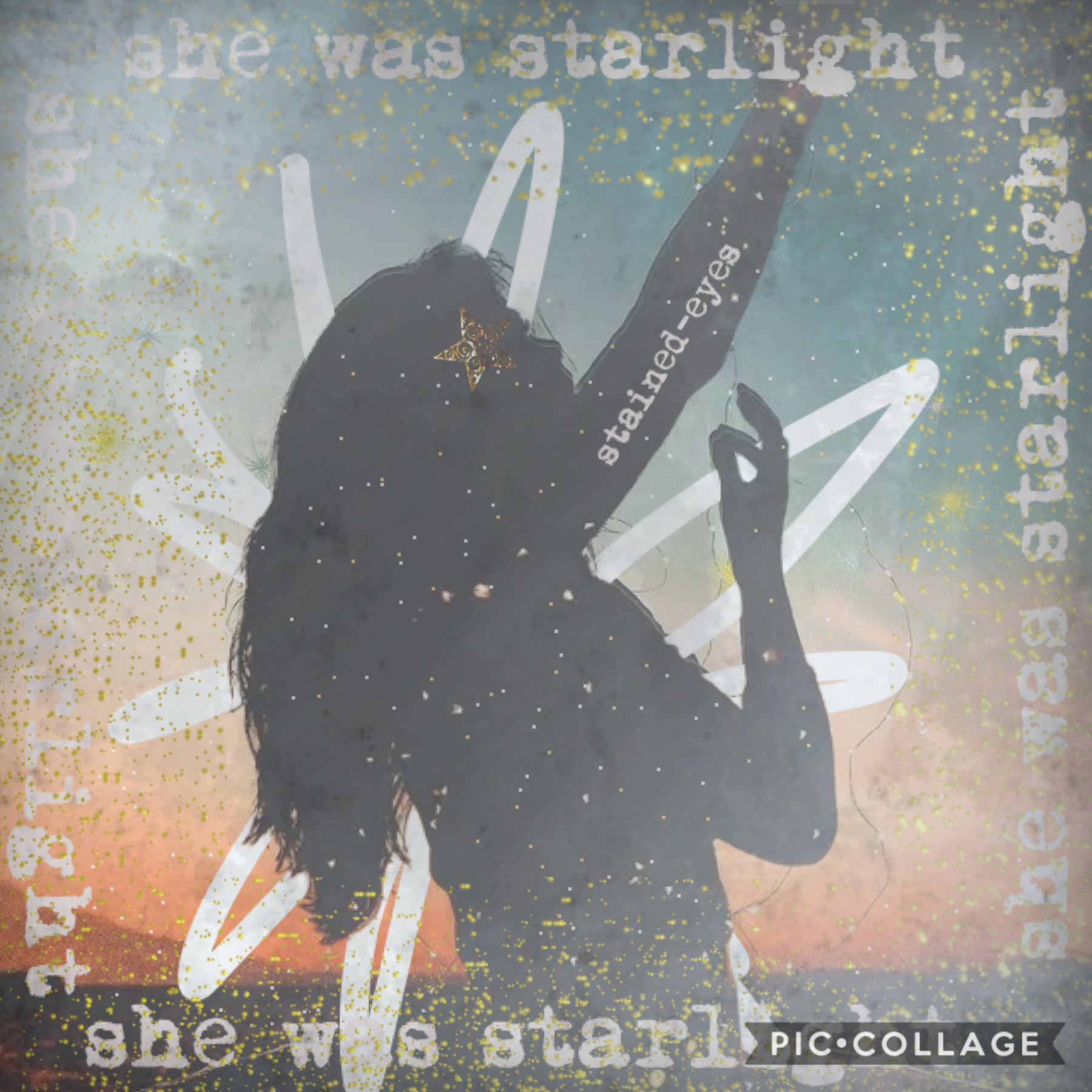 a reminder that we are all made of stardust and space stuff.  stars. with them we see into the past, and they can guide us to the future.  QOTD: what should I do instead of collages? Playlists, advice, idk 💖1/19/2020💖