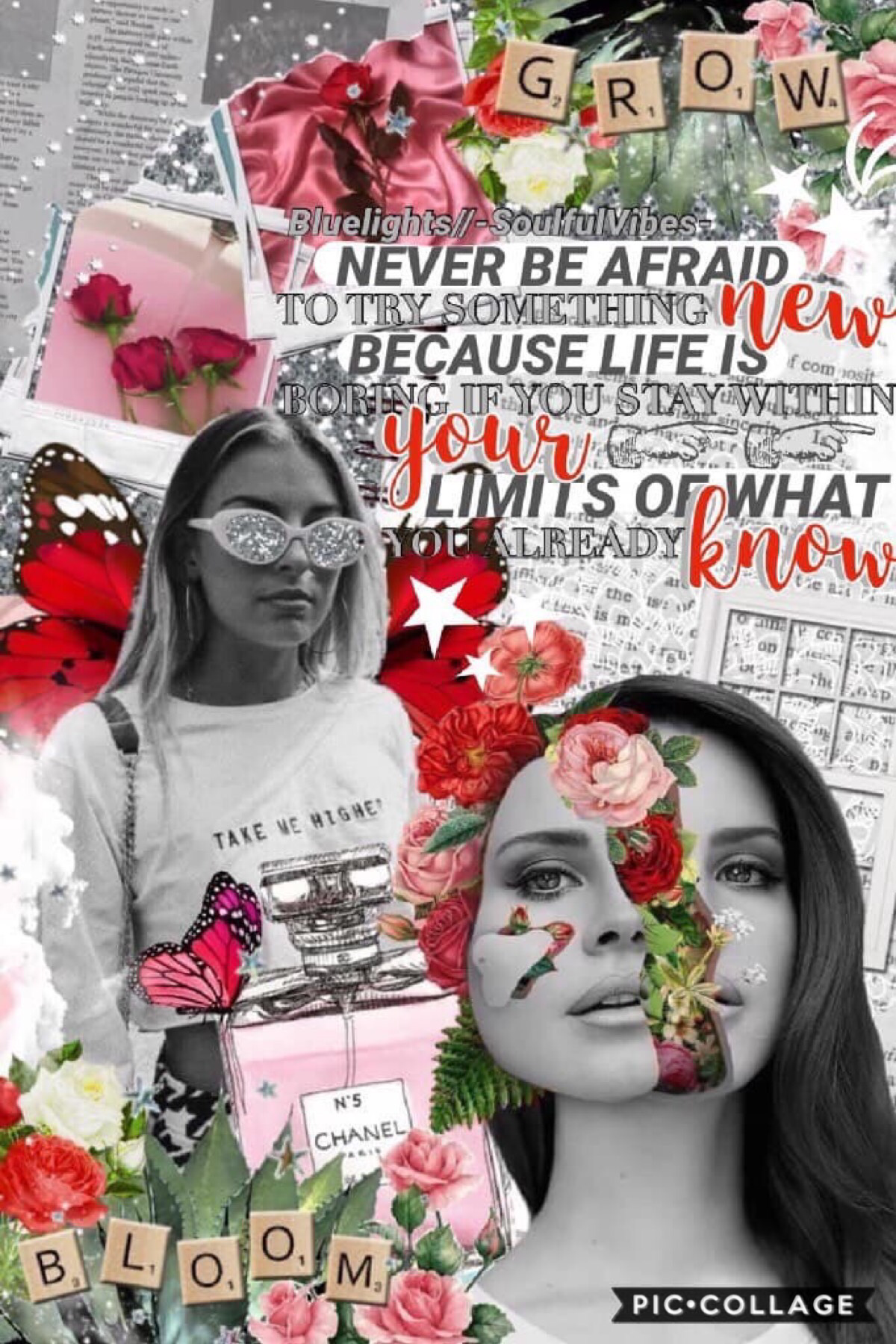 Collab with the ABSOLUTELY AMAZING -SoulfulVibes- she did the beautiful text and I did the background and pngs💗 Caption shoutouts: @xXStarDustXx @moonrohses @meandmeonly @sakuracat