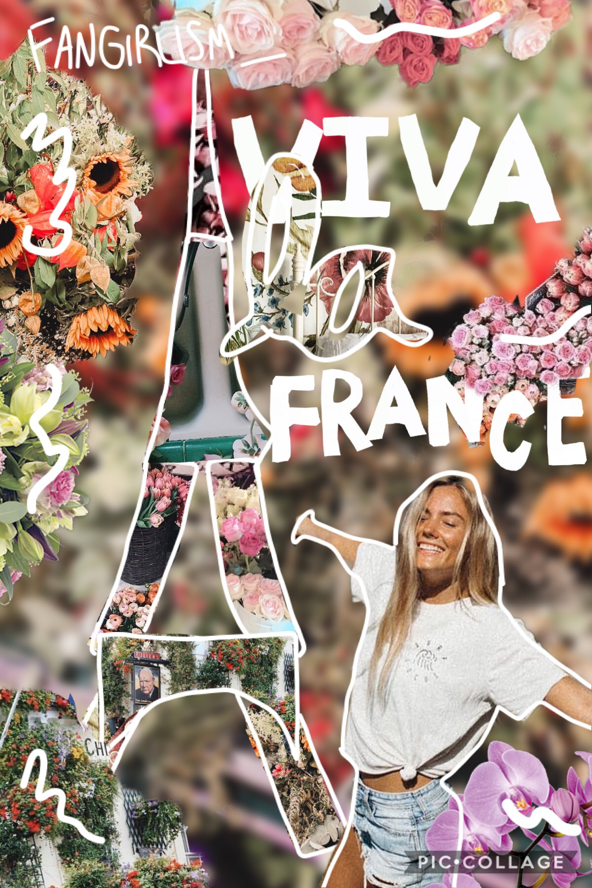 GUYS I ate this rlly cool French yogurt today and it inspired this edit *searches ten hours for a yogurt emoji* *finds out there isn't one* rip my life lol😂🇫🇷💐