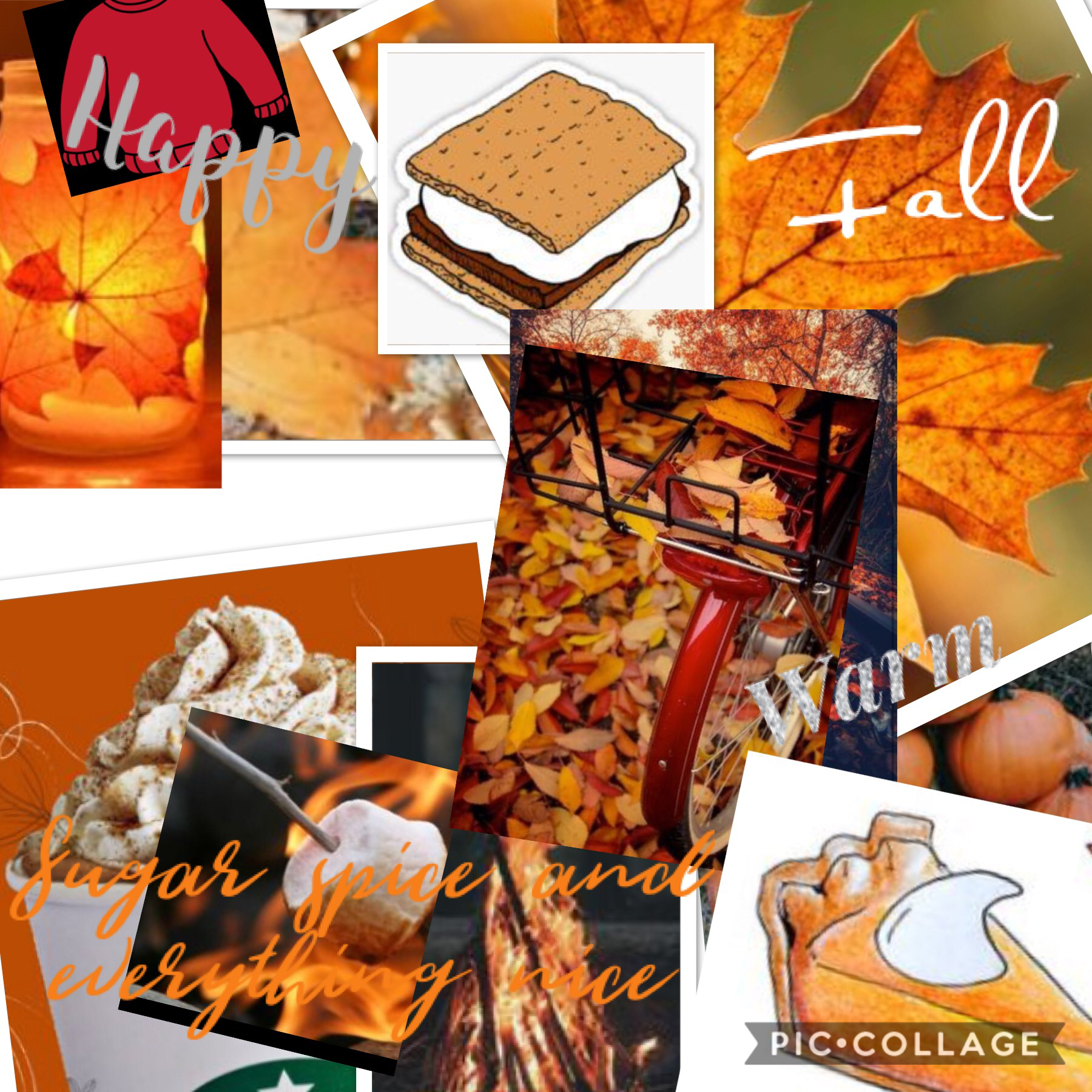 TAP!!   Fall is finally here!  Remix this collage and do whatever you feel like doing to it!  I will announce the winner at the end of October! Good luck!   Ps if you do not like this collage then you can definitely make a new one as long as it is