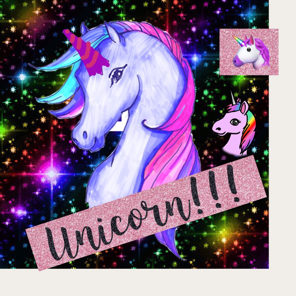 For the unicorn lovers🦄🦄🦄🦄🦄🦄😍😍😍❤️❤️❤️