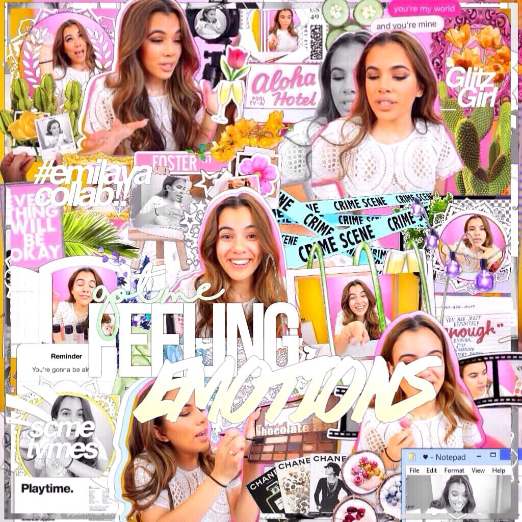 🌷Tap for emiava🌷 •OML I AM IN LOVE WITH THIS 😍😍 Collab with @scmetvmes❤️ she is absolutely amazing• -Rate-