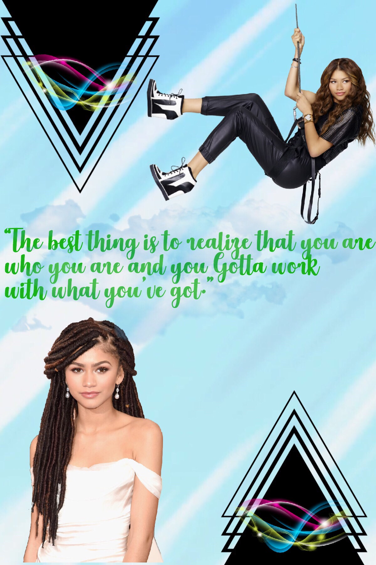🎩TAP🎩  💖I love Zendaya!Which is your favorite female celebrity?💖