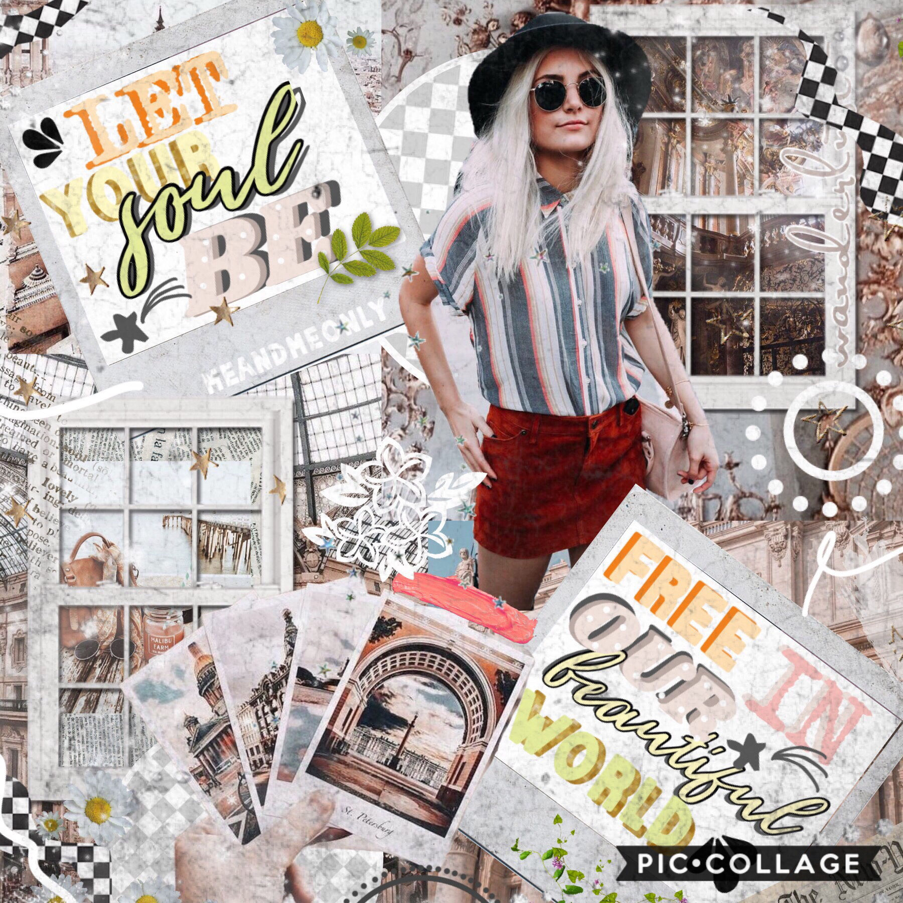 shoutout to @shootingstars-, @_britkitten_, @rhapsodie, @timetraveler, everyone go follow these amazing and talented people!! hope you are all having a wonderful day💞🌿posting another collage soon💘🦋