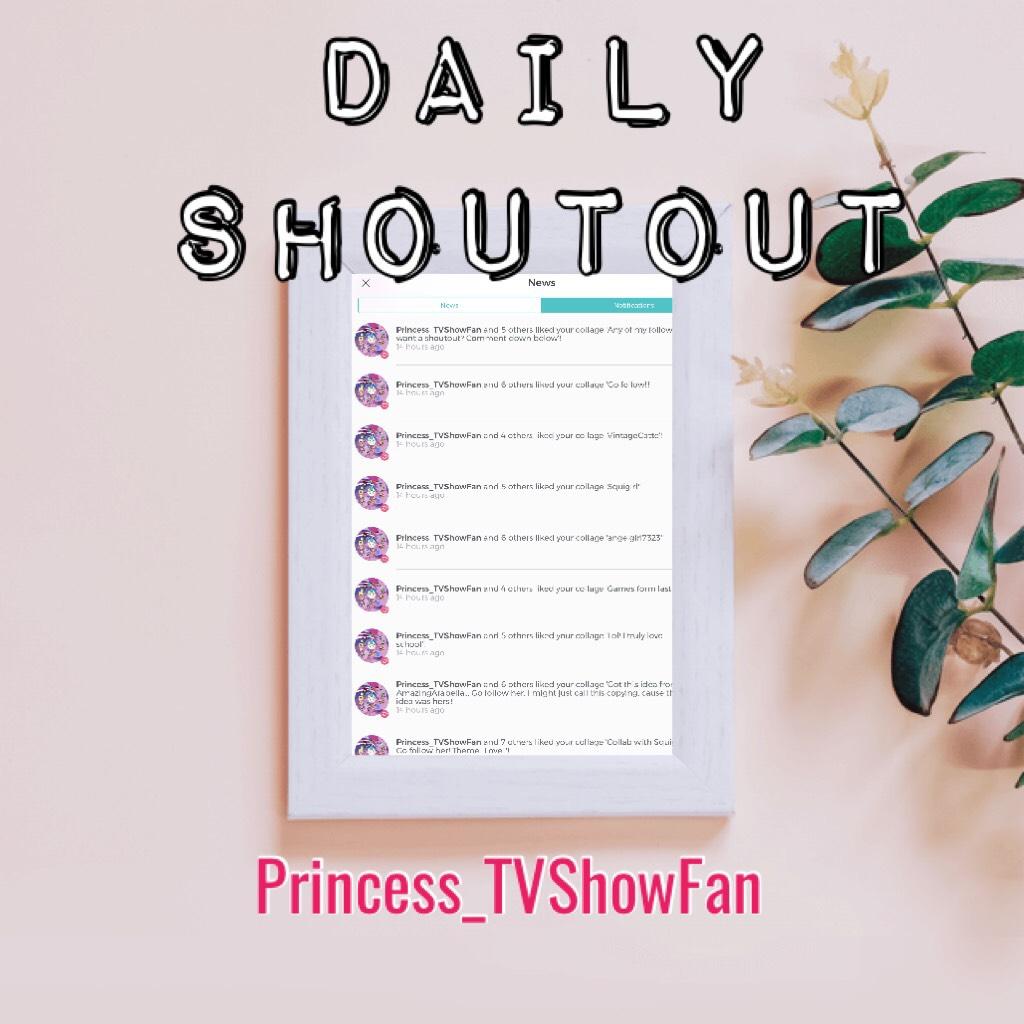 Princess_TVShowFan
