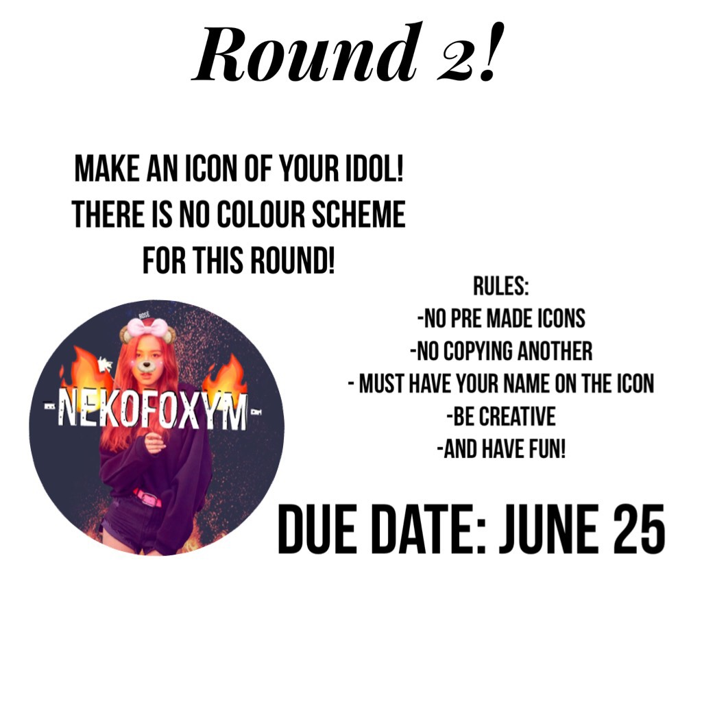 Round 2!