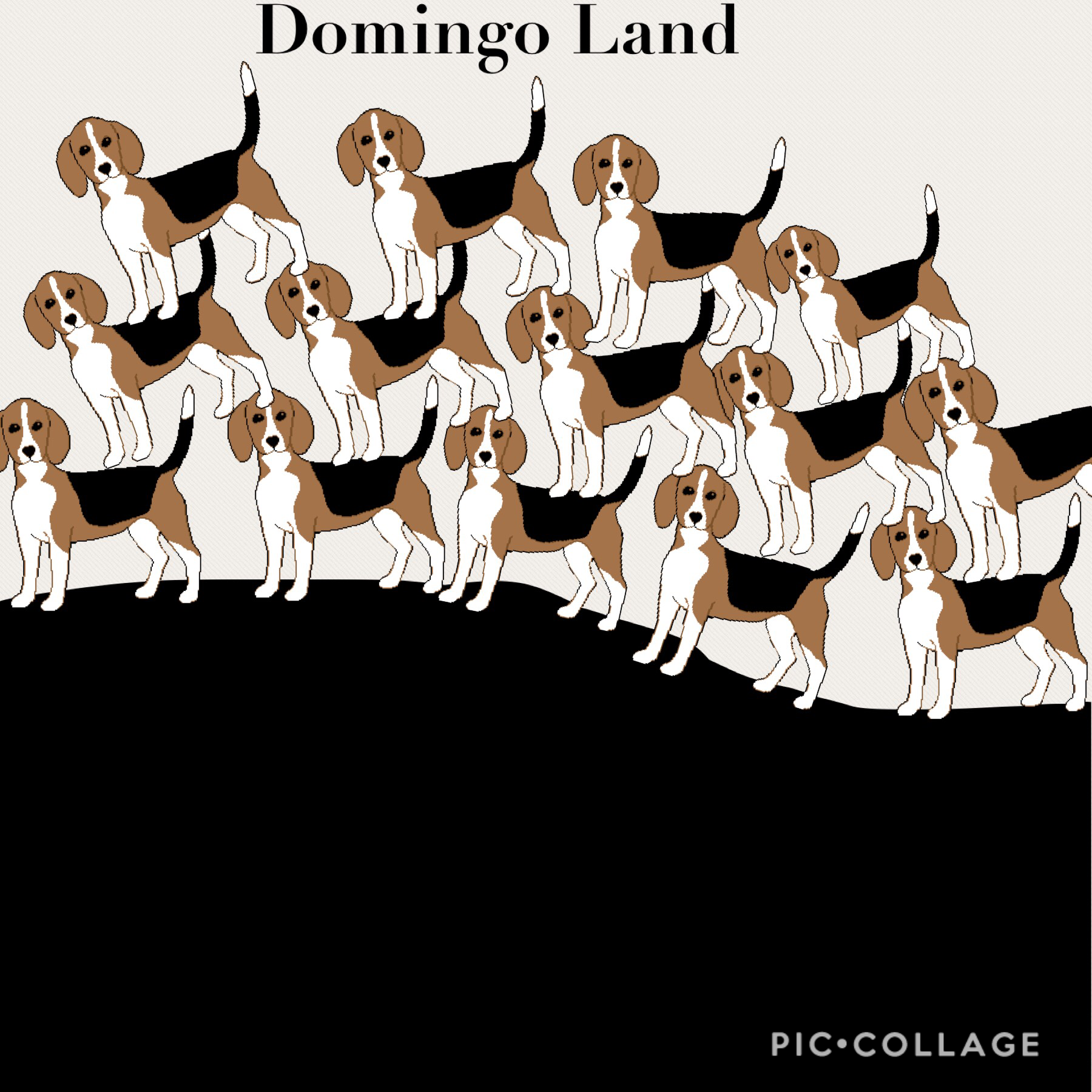 Hey guys! Welcome to Domingo land! More coming soon!